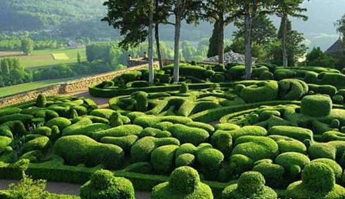 园林平面图绿篱素材