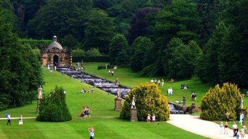 园林景观知识_英国的皇家园林